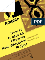 BCC Handbook-How to Create and Effective Peer Education Project_eng