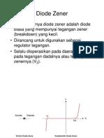 Tet 222 Slide Diode Zener