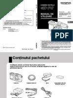Manual de Utilizare Olympus E-P2