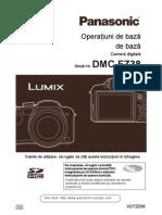 Manual de Utilizare Panasonic FZ38
