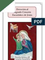 Devoción al Sagrado Corazón Eucarístico de Jesús