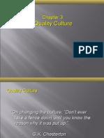 Quality Culture