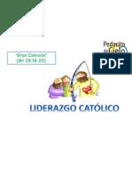 LIDERAZGO CATÓLICO