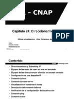Direccionamiento Ip Ccna