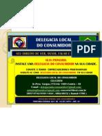 Delegacia Local Do Consumidor.