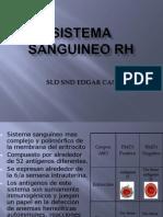 Sistema Sanguineo Rh