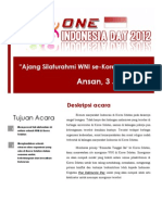Proposal One Indonesia Day_indonesian Version