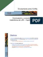 Enrutamiento Entre VLANs1