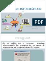 Exposicion de Virus Informaticos