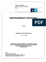 Emprendimiento Industrial