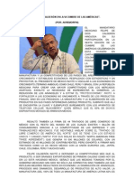 """""""FELIPE CALDERÓN EN LA VI CUMBRE DE LAS AMÉRICAS"""""""