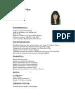 Cv.casandra Pedroche