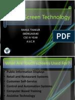 21138453 Touch Screen Technology