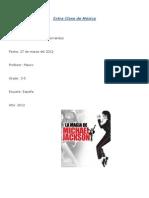 Michael Jackson Biografía
