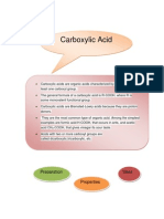 GO 4 Preparation of Carboxylic Acid