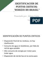 Pml Identificacion de Puntos Criticos