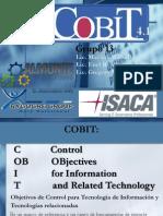 Grupo 13 - Cobit
