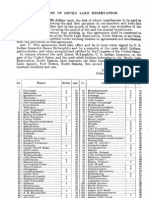 1901 Agreement Devils Lake Indians