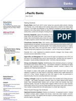2012 Outlook Asia-Pacific Banks