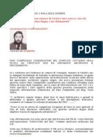 Archiviato Il Reato Di Diffamazione a Carico Del Blogger Ciampolillo