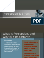 New Perception
