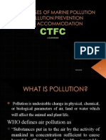 Ctfc Pollution Prevention