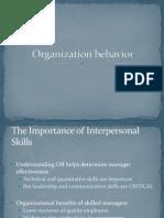 Organisational behavior-UT1-1
