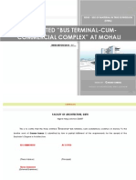 Isbt in India+Bus terminal Thesis