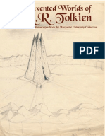 The Invented Worlds of J.R.R. Tolkien- Drawings and Original Manu