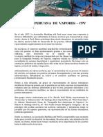 COPAÑIA  PERUANA  DE  VAPORES