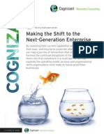 Making the Shift to the Next-Generation Enterprise