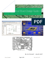 Printed Circuit Board Design Guide - Jan Zumwalt - 2017