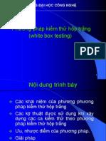 Slides White Box Testing