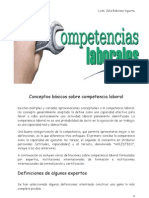 COMPETENCIA  LABORAL