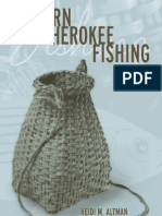 Eastern Cherokee Fishing Book