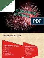 Les Jours Feries en France