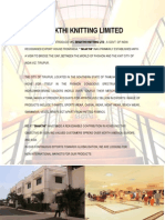 Shakthi Knitting Ltd Profile