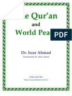 Quran & World Peace