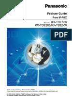 Kx Tde600 Feature