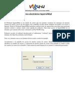 Correo WebMail SquirrelMail