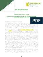 EGP the Paris Declaration FINAL En