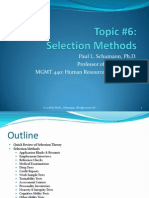 Mgmt440 t06 Selection Methods