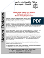 Illegal Aliens Fought With Deputies