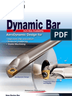 Dynamic Bar Brochure Inch