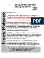 Days Inn Update