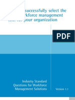 AST-0054741 Wfm Industry Standard Questions-Selecting Right Workforce
