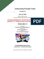 Lean Manufacturing Principles Guide