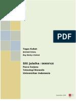 Biomaterial Siti Julaiha