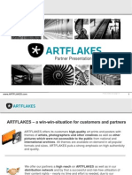 1 Artflakes Partner Presentation en 2011-01-21