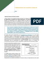 Conceptos de Bases de Datos